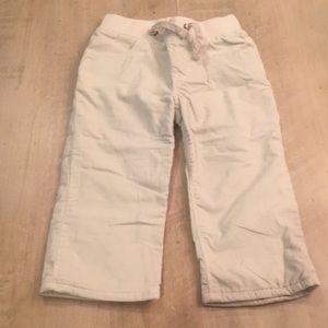 BabyGap Corduroy Soft Pants